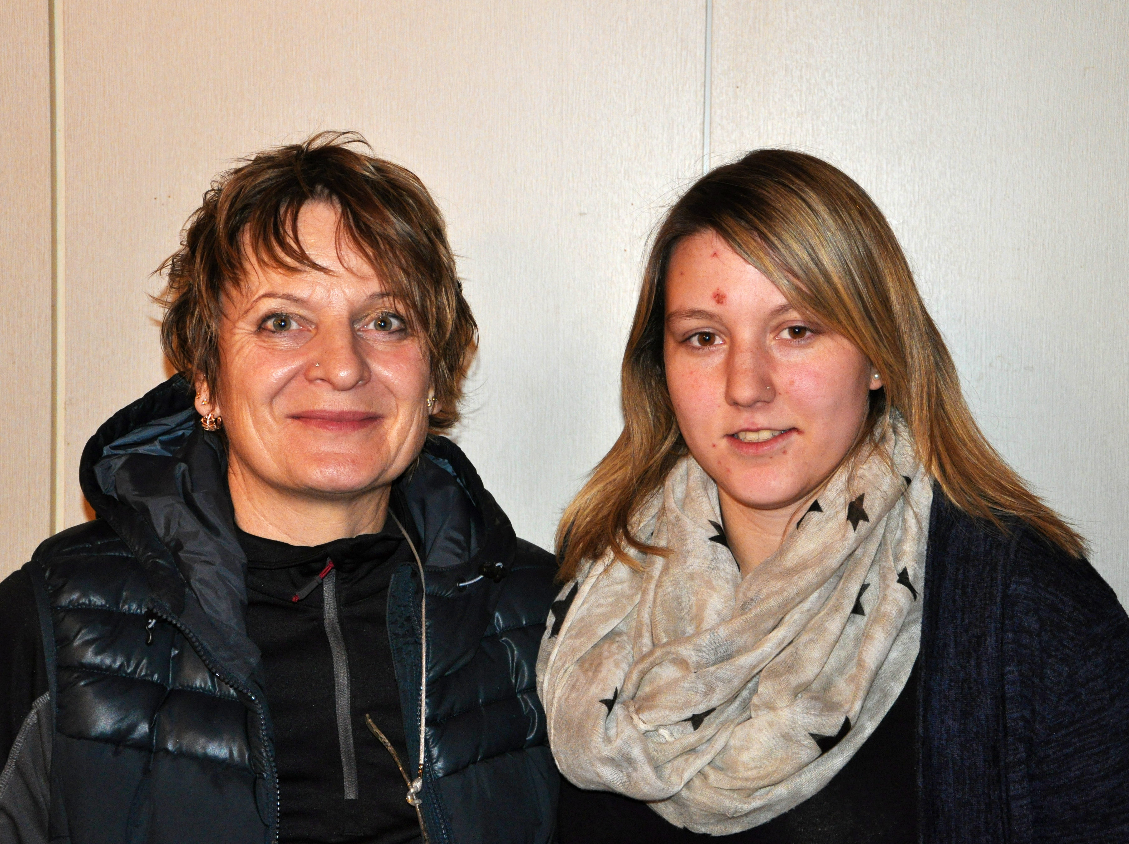 Susanne Wicki (links) und Barbara Wigger