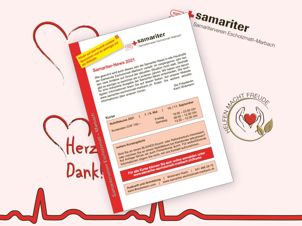 Samariter News 2021