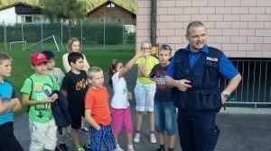 Help-Übung Polizei 2015